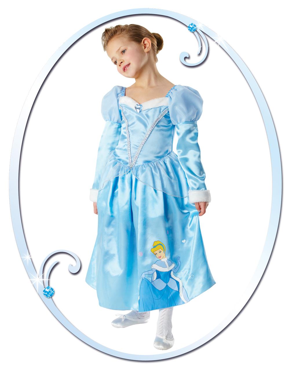 e5ad91f3bc03 Disney Cinderella Princess Costume   TV, Book and Film Costumes   Mega Fancy  Dress