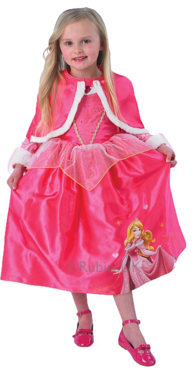 e60a2c4a39c29 Disney Princess Sleeping Beauty Costume | Girl's World Book Day Fancy Dress  Costumes | Mega Fancy Dress