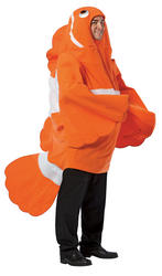 Clownfish Animal Costume