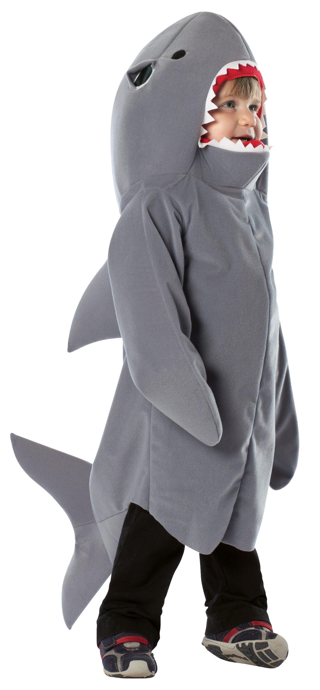 Kidsu0027 Shark Animal Costume  sc 1 st  Mega Fancy Dress & Kidsu0027 Shark Animal Costume | TV Book and Film Costumes | Mega Fancy ...