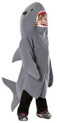 Kids Shark Animal Costume