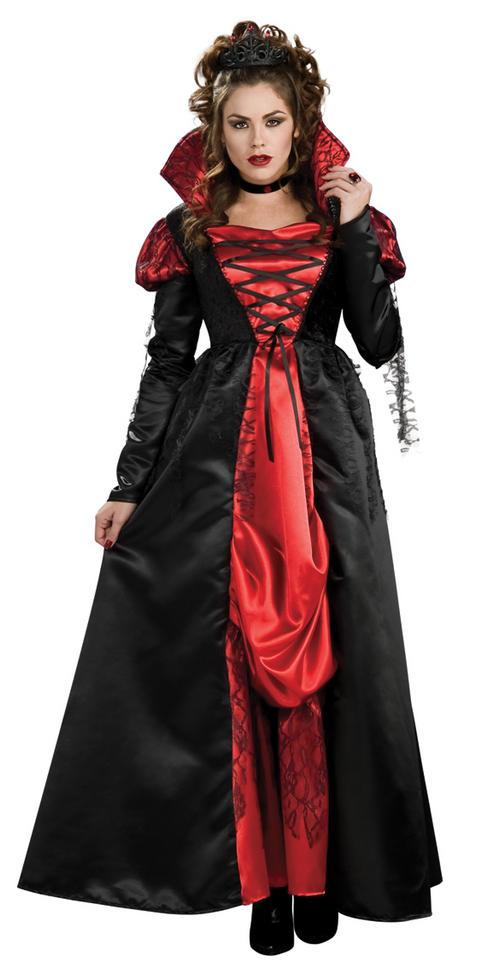 Transylvanian Vampiress Costume