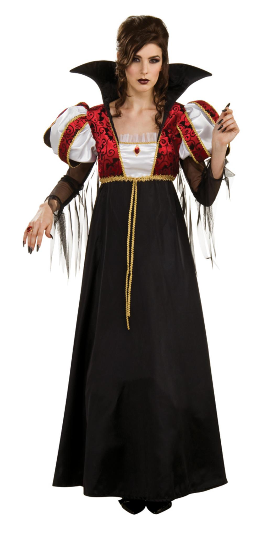 Royal Vampira Costume