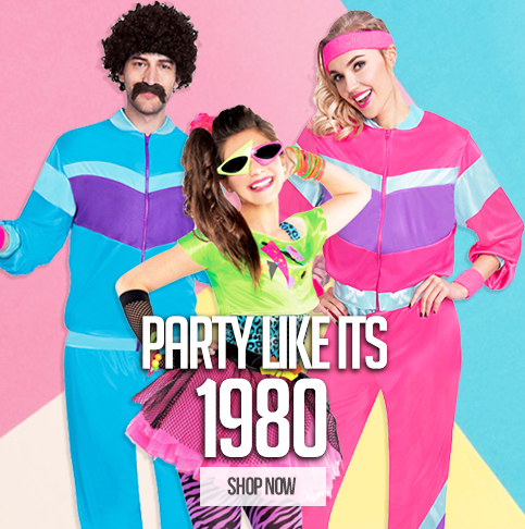 Party Like It's 1980