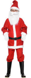 Kid's Santa Claus Costume