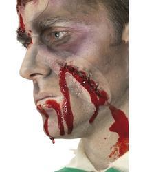 Self Stitched Scar Zombie