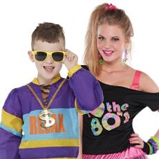 1980's Costumes