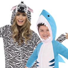 Animal & Nature Costumes