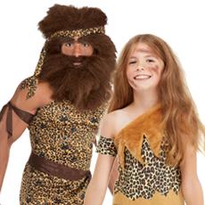 Caveman & Cavewoman Costumes