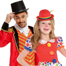 Clowns & Circus Costumes