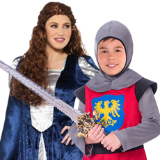 Medieval & Knight Costumes