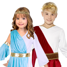 Roman & Greek Costumes