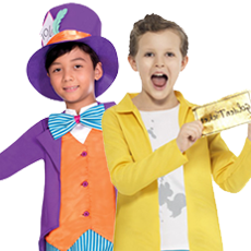 All Boy's World Book Day Costumes