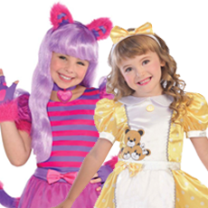 All Girl's World Book Day Costumes
