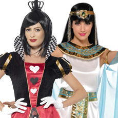 All Women's World Book Day Costumes