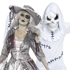 Ghost & Ghoul Costumes