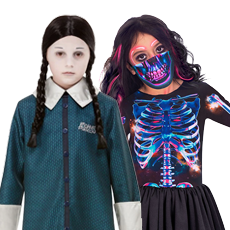 All Girl's Halloween Costumes