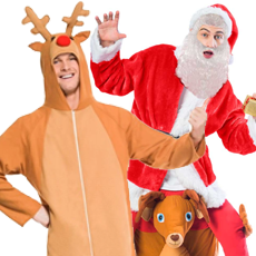 Novelty Christmas Costumes