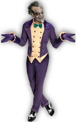 Deluxe Batman The Joker Costume
