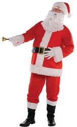 Deluxe Classic Santa Costume