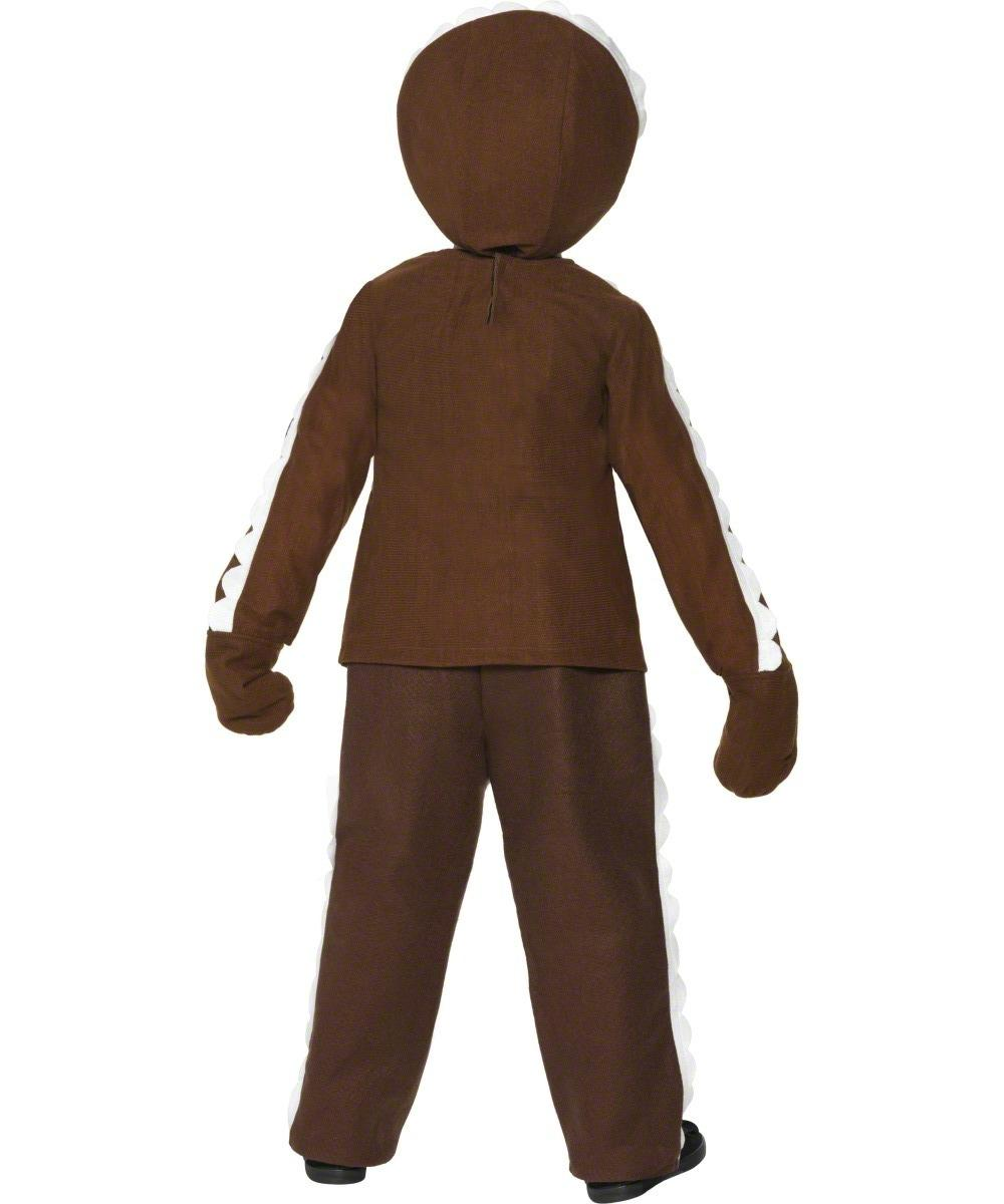 8001421  sc 1 st  Mega Fancy Dress & Kids Little Gingerbread Man Costume | Kids Christmas Costumes | Mega ...