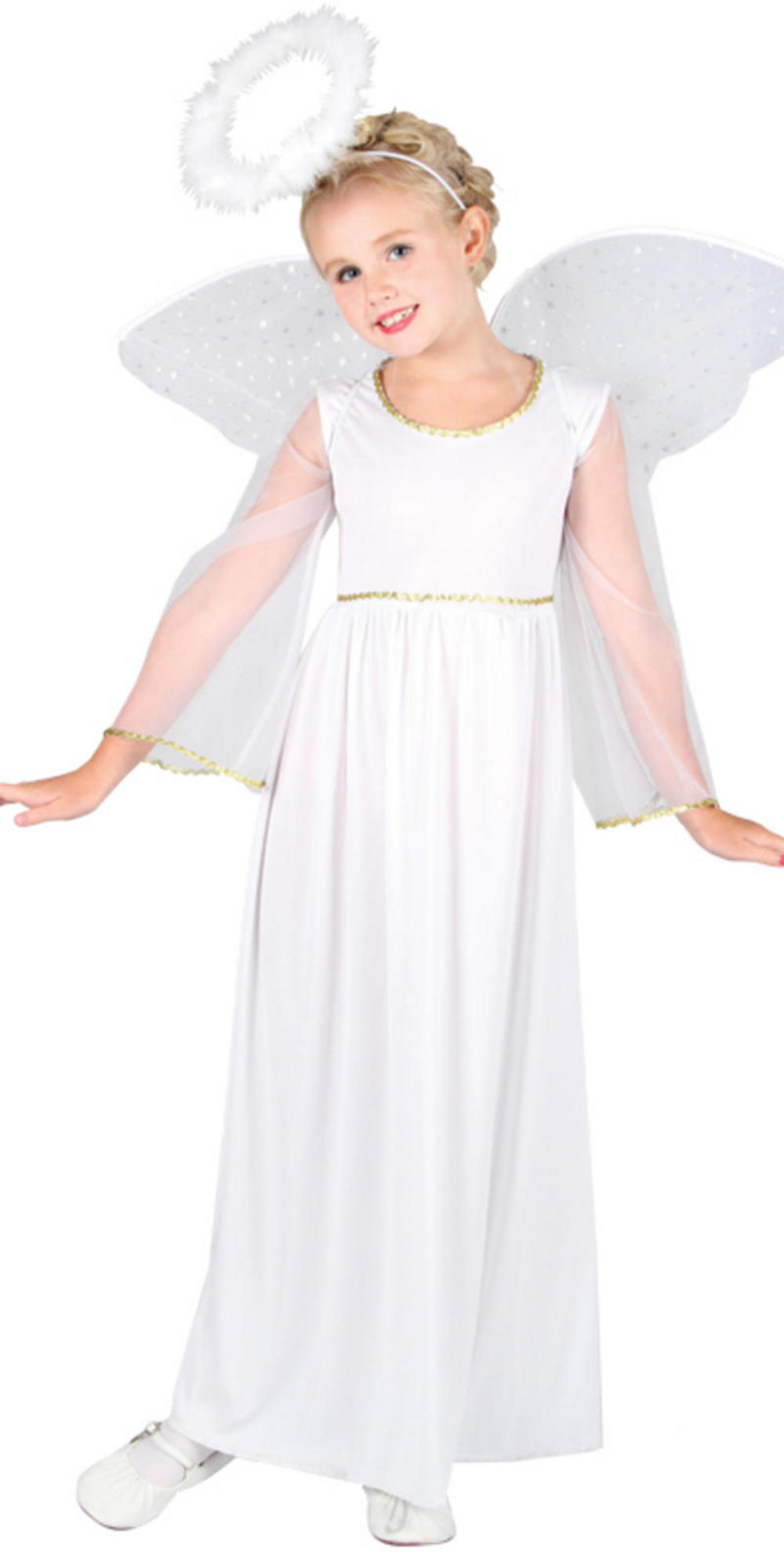 Kids Nativity Angel Costume