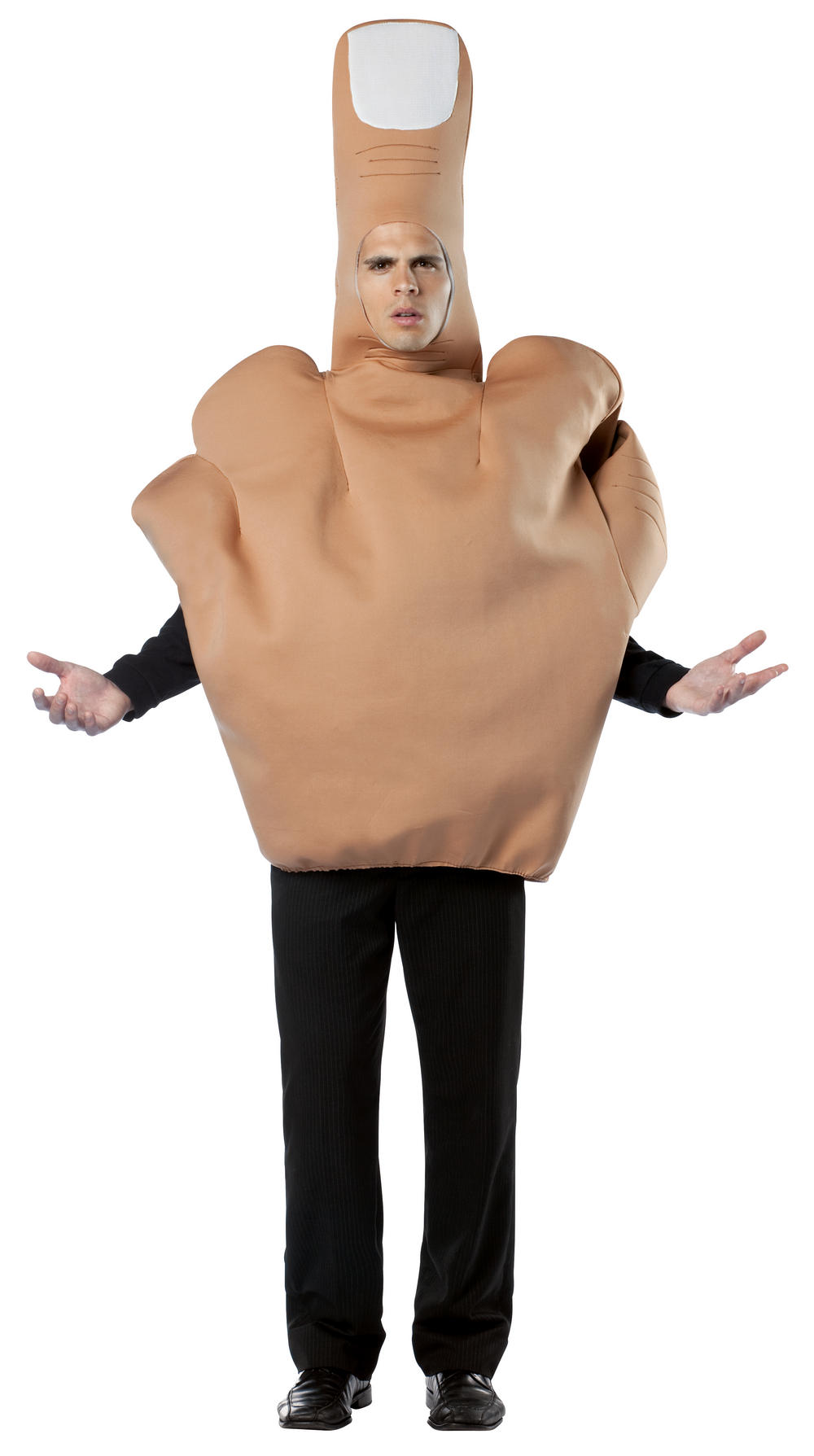 The Finger Costume
