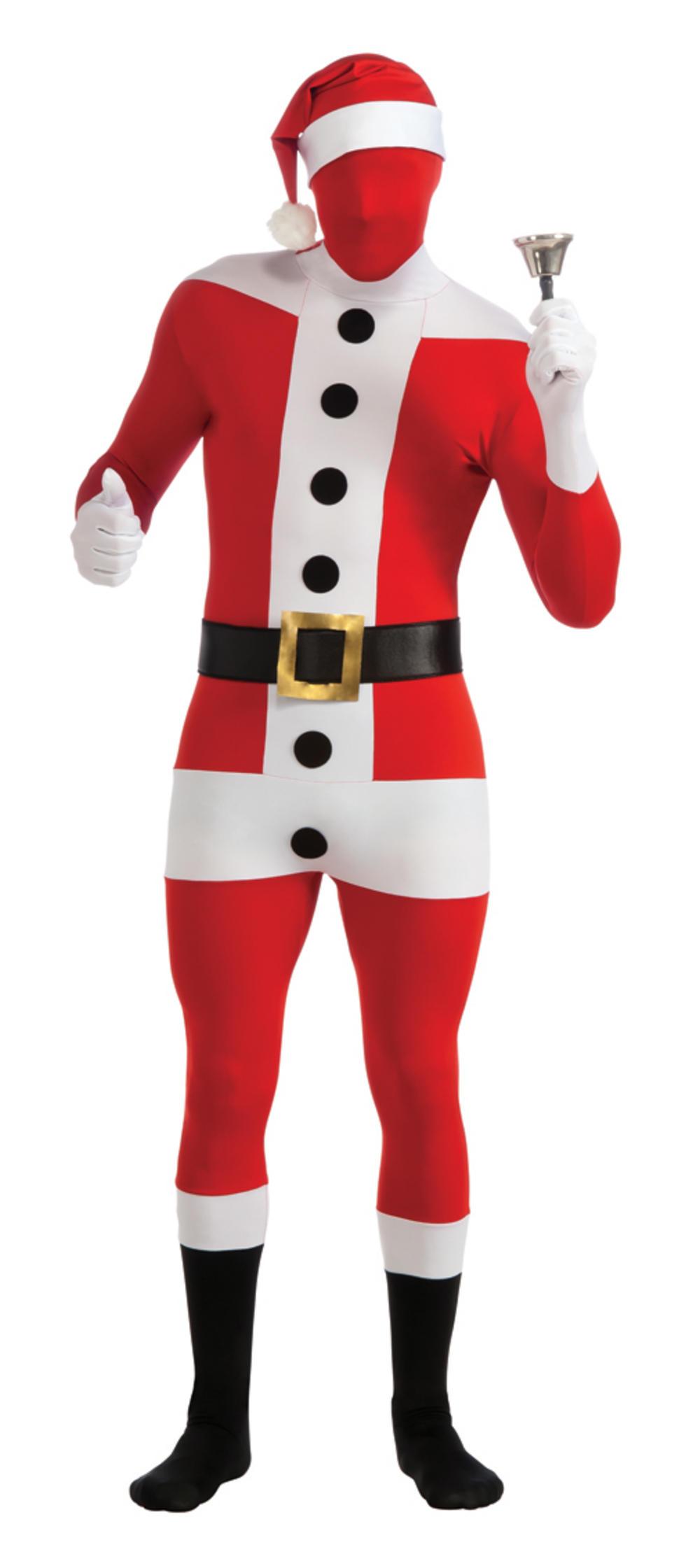 Santa Claus Second Skin Suit