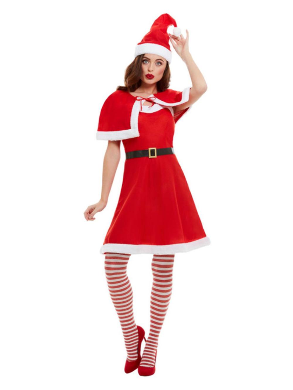 Miss Santa Ladies Costume