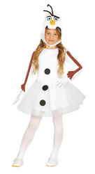 Kids Snow Girl Costume