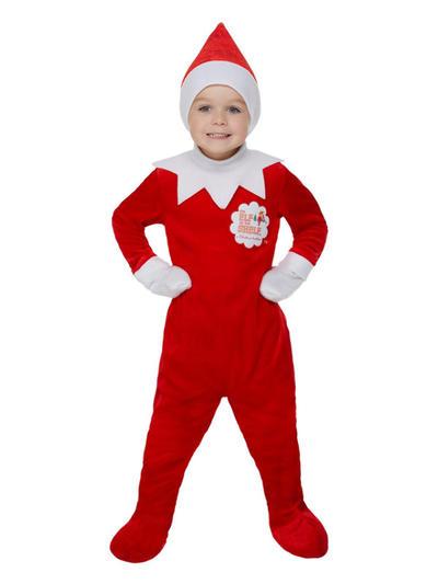 Elf on the Shelf Kids Costume