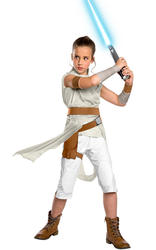 Deluxe Rey Girls Costume