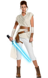 Deluxe Rey Ladies Costume