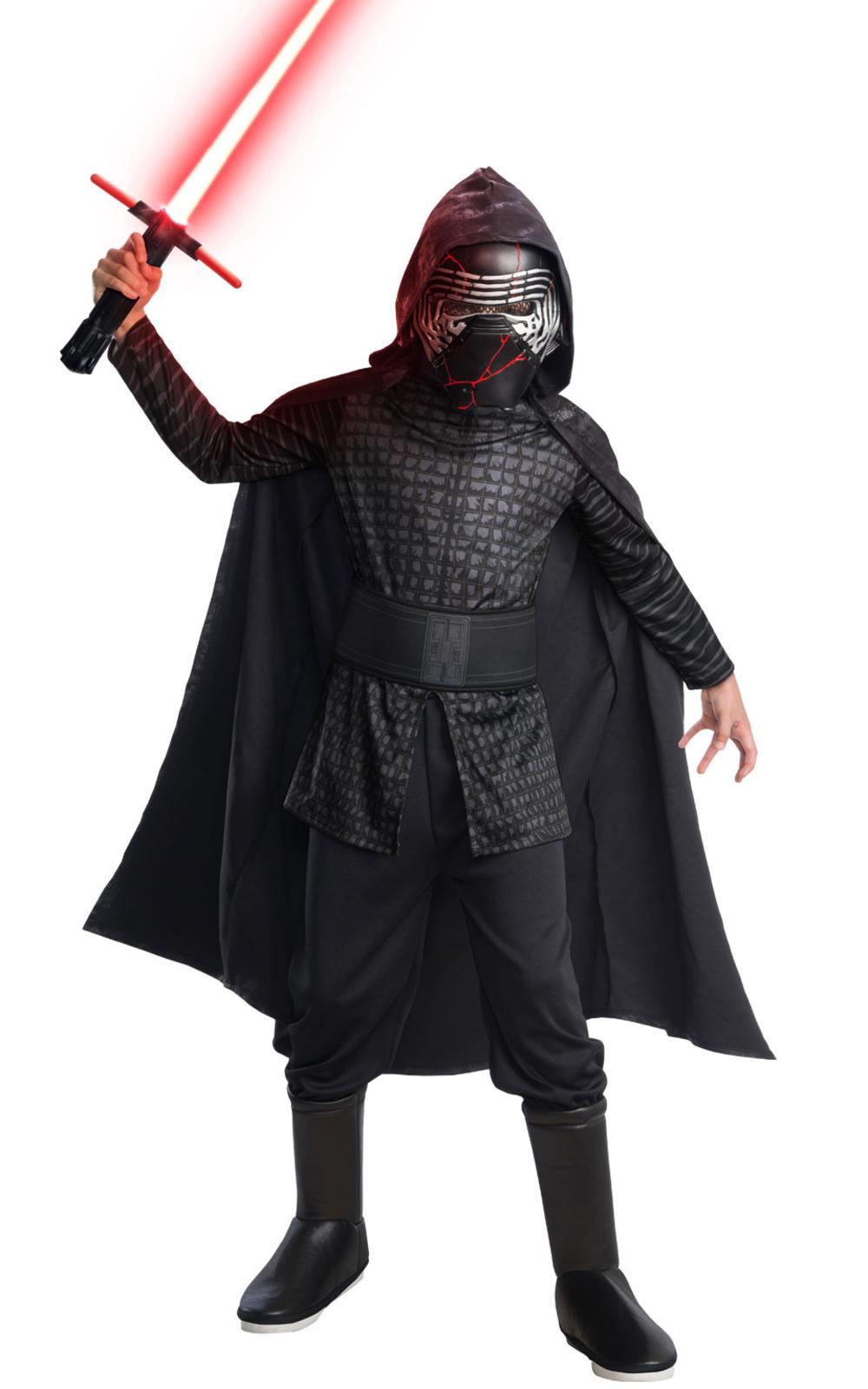 Deluxe Kylo Ren Boys Costume