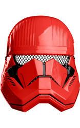 Kids Red Stormtrooper Mask