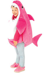 Mommy Shark Kids Costume