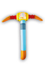 Pick-Squeak Inflatable Pickaxe
