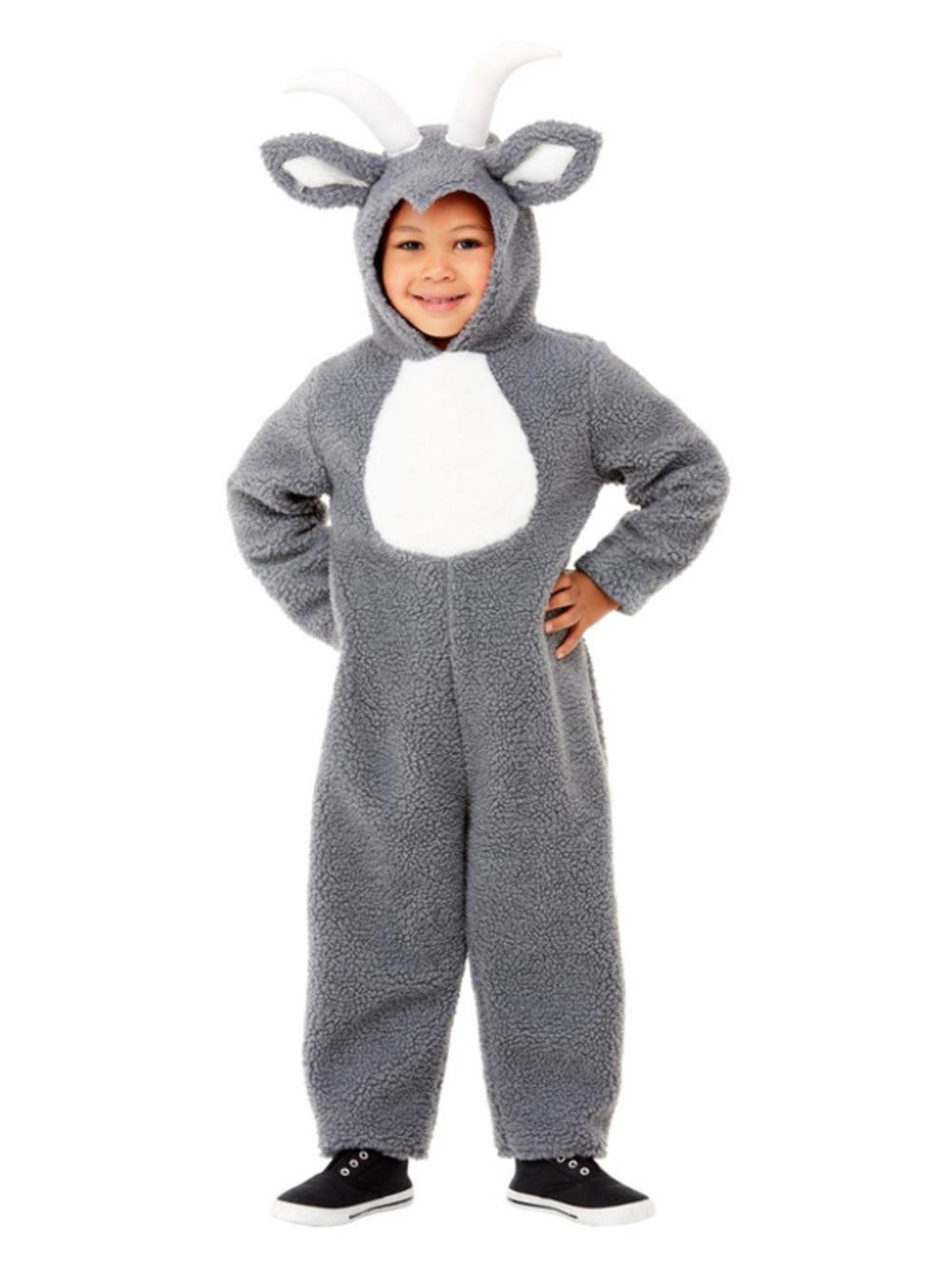 Toddler Billy Goat Costume