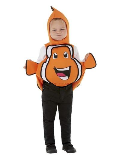 Toddler Clown Fish Costume