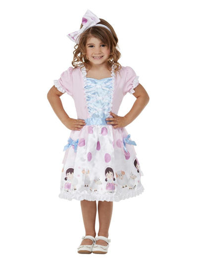 Toddler Bo Peep Girls Costume