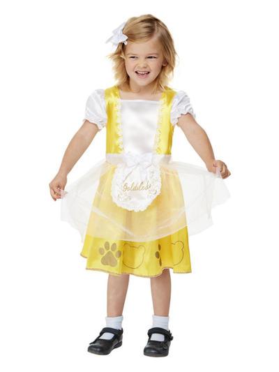 Toddler Goldilocks Girls Costume