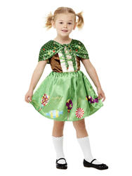 Toddler Gretel Girls Costume