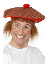 Deluxe Tam-O-Shanter Highlander Hat