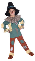 Wizard of Oz Scarecrow Kids Costume