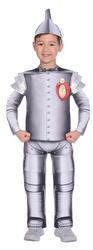 Wizard of Oz Tin Man Kids Costume
