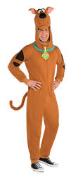 Scooby Doo Mens Costume