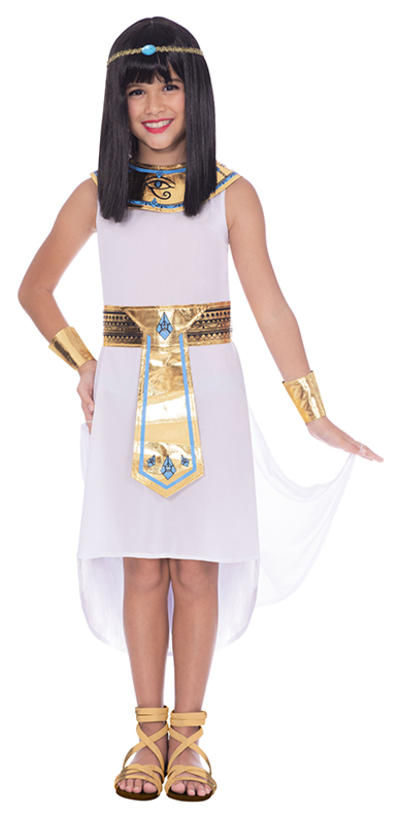 Ancient Egyptian Girls Costume
