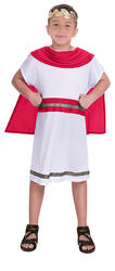 Red Caesar Boys Costume