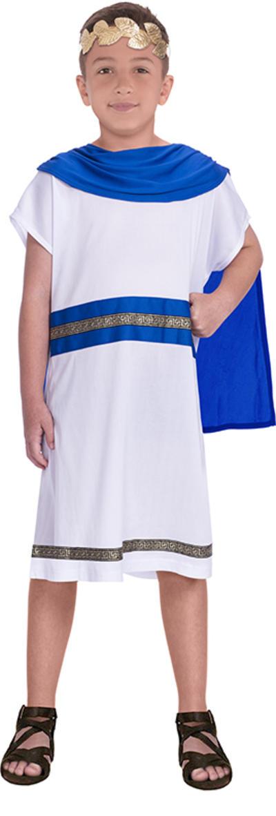 Blue Caesar Boys Costume