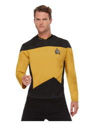 Star Trek The Next Generation Operations Uniform